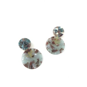 Lele Sadoughi Lele Sadoughi Figure 8 Drop Earrings