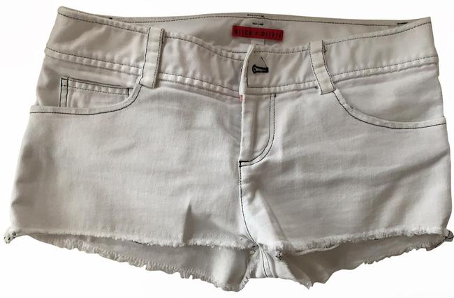 Item - White Jean 8r-116-543 Shorts Size 6 (S, 28)