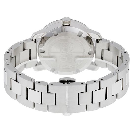 Movado Bold Stainless Steel Pave Crystal Glitter Dial 3600334 Image 3