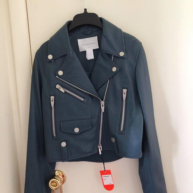 The Arrivals Motorcycle Jacket Image 3