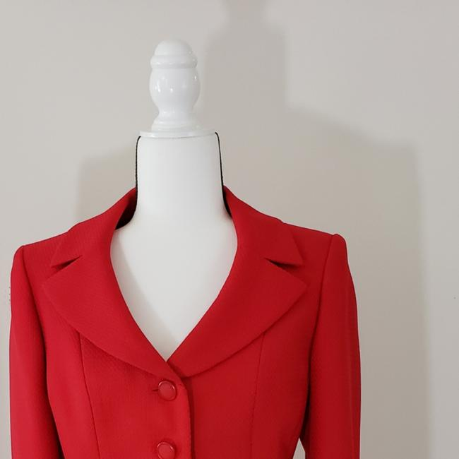 Le Suit Red skirt suit Image 0