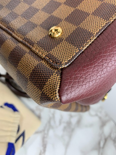 Louis Vuitton Satchel in brown red Image 10