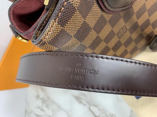 Louis Vuitton Satchel in brown red Image 2