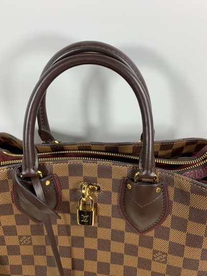 Louis Vuitton Satchel in brown red Image 3