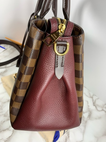 Louis Vuitton Satchel in brown red Image 4