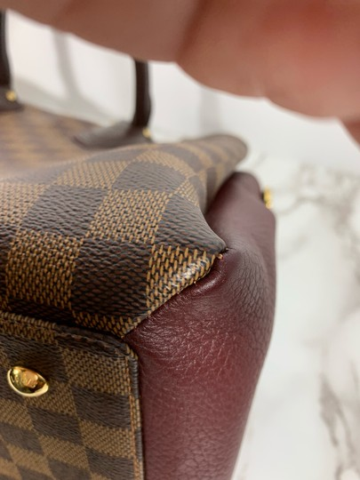 Louis Vuitton Satchel in brown red Image 8