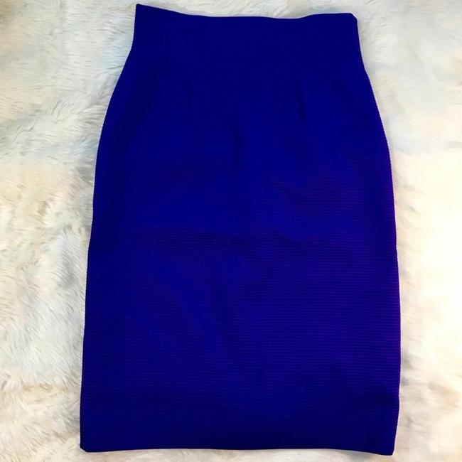 Versace Skirt Purple Image 2