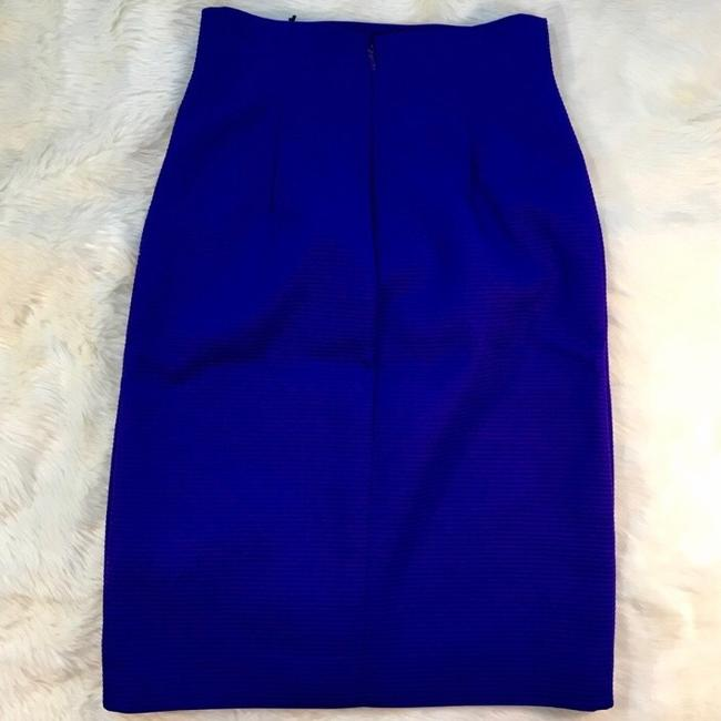 Versace Skirt Purple Image 3