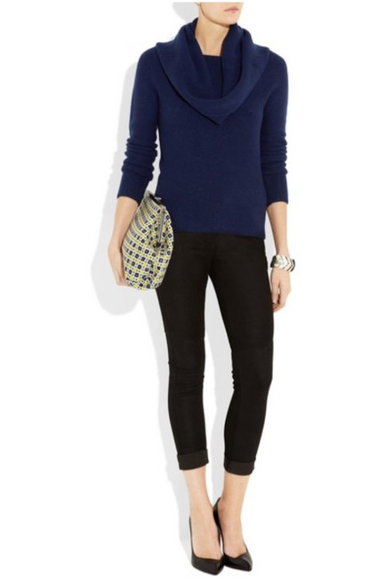 The Row Tory Burch Isabel Marant Goop Toteme Ryan Roche Sweater Image 2
