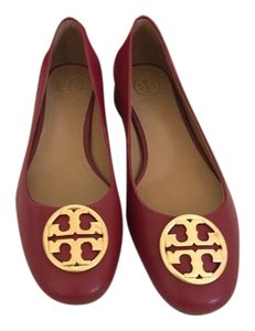 Tory Burch Dark Redstone Flats