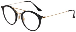 Ray-Ban AUTHENTIC EYEGLASSES RB 7097 2000 CLEAR 49-21-145 mm
