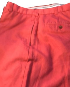 Brooks Brothers Straight Pants Red