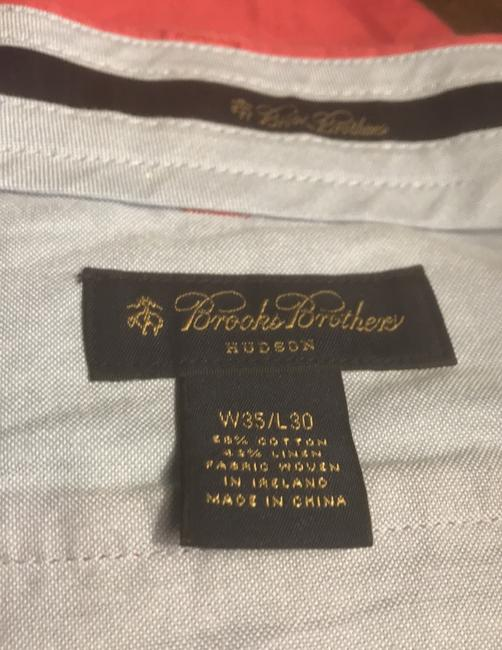 Brooks Brothers Straight Pants Red Image 2