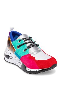 Steve Madden rainbow Athletic
