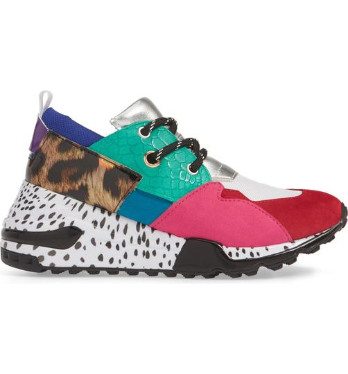 Steve Madden rainbow Athletic Image 1