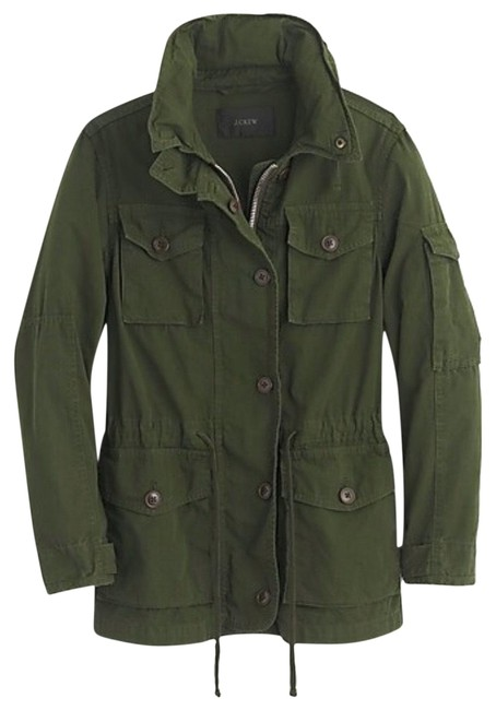 Preload https://img-static.tradesy.com/item/25961729/jcrew-green-field-mechanic-jacket-size-12-l-0-2-650-650.jpg