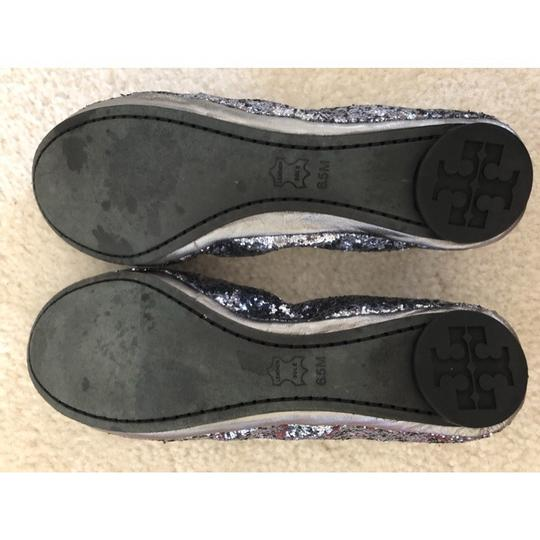 Tory Burch Pewter Flats Image 3