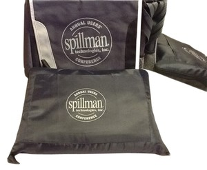 Spillman Blanket Strap Dark Grey Messenger Bag