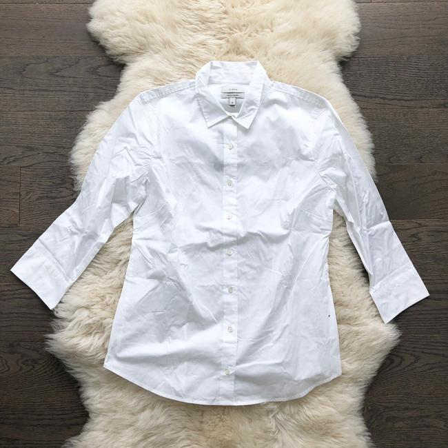 J.Crew Button Down Shirt white Image 1