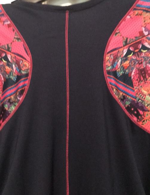 Lucky In Love Ladies tennis top. Image 4