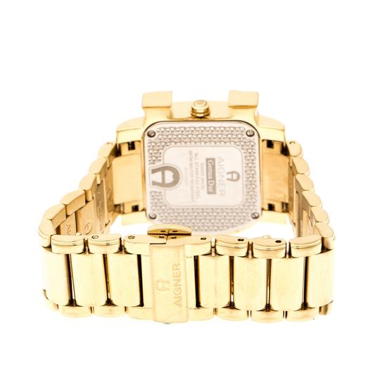 Etienne Aigner Mother of Pearl Diamonds Genua Due A31600 Women's Wristwatch 31 mm Image 1
