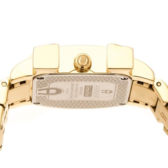 Etienne Aigner Mother of Pearl Diamonds Genua Due A31600 Women's Wristwatch 31 mm Image 3