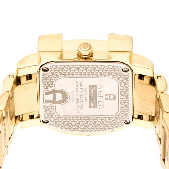 Etienne Aigner Mother of Pearl Diamonds Genua Due A31600 Women's Wristwatch 31 mm Image 5