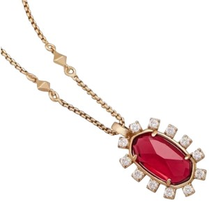 Kendra Scott Kendra Scott Vintage Antique Gold Brett Necklace