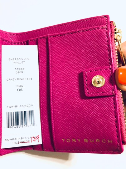 Tory Burch Emerson Mini Wallet Image 8