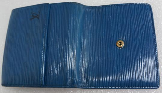 Louis Vuitton Auth LOUIS VUITTON #MI0944 Epi Leather Elise Wallet Coin Change Case Image 9