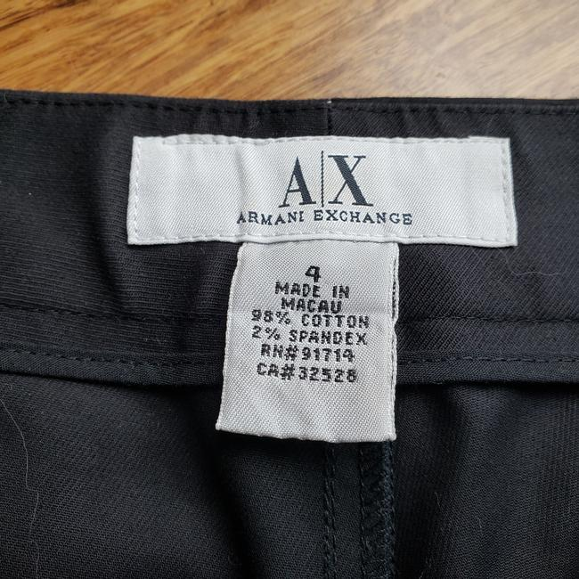 A|X Armani Exchange Trouser Pants black Image 4