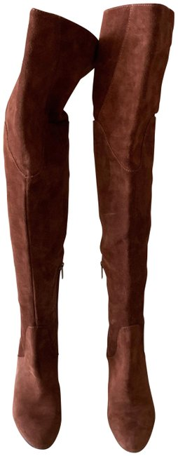Item - Chocolate Brown Fall Collection Boots/Booties Size US 6 Regular (M, B)