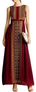 Multicolor Maxi Dress by Anthropologie