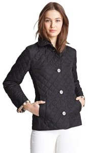 Burberry Quilted Nova Copford Dark Blue Jacket