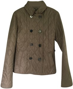 Burberry Quilted Tan Jacket