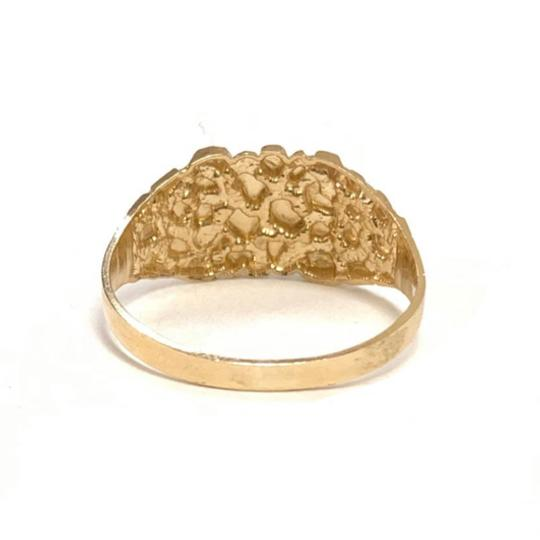 Other (2268) 14K Gold Fancy Rocky Ring Image 2