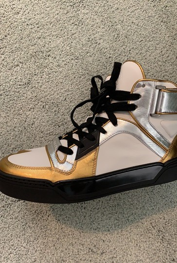 Gucci white- silver-gold Athletic Image 8