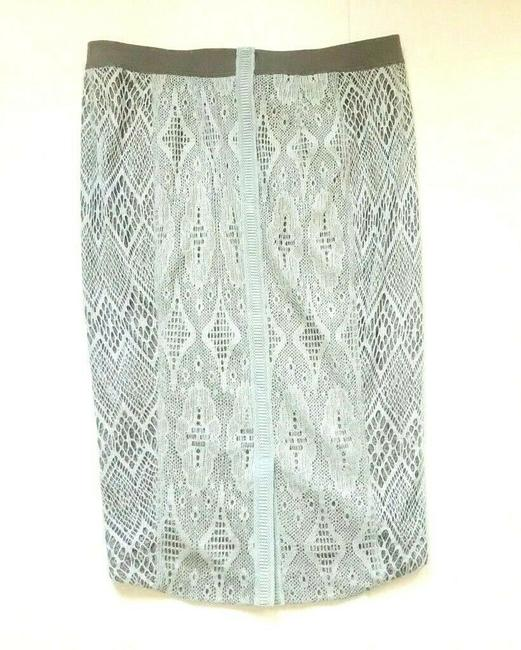 Byron Lars Beauty Mark Skirt Grey Image 6