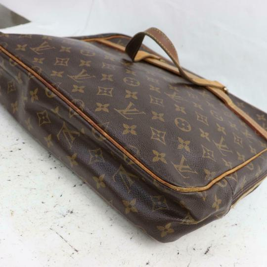 Louis Vuitton M53343 Porto Documentation Lv Business Bags Lv Monogram Satchel in Brown Image 1