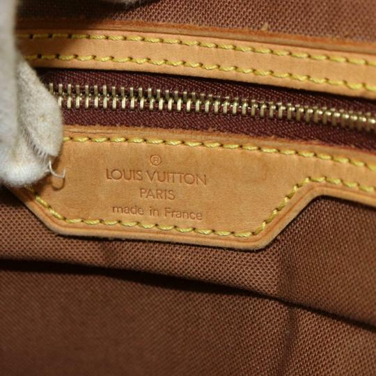 Louis Vuitton M53343 Porto Documentation Lv Business Bags Lv Monogram Satchel in Brown Image 7
