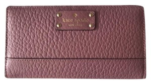 Kate Spade Kate Spade New York Bay St Stacy Wallet New Rum Raisin