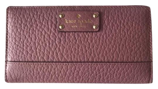 Kate Spade Kate Spade New York Bay St Stacy Wallet New Rum Raisin Image 0