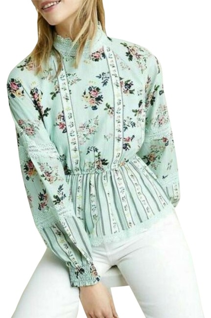 Preload https://img-static.tradesy.com/item/25965352/anthropologie-multicolor-xs-amour-floral-lace-hemant-and-nandita-blouse-size-2-xs-0-2-650-650.jpg
