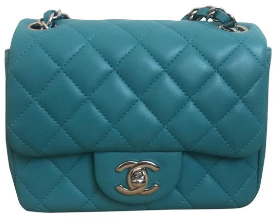 Preload https://img-static.tradesy.com/item/25965417/chanel-classic-flap-square-mini-in-turquoise-blue-lambskin-leather-shoulder-bag-0-2-540-540.jpg