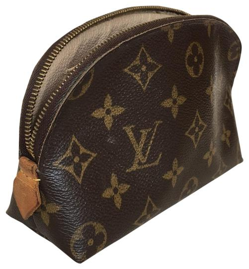 Preload https://img-static.tradesy.com/item/25965429/louis-vuitton-brown-clutch-pouch-leather-cosmetic-bag-0-2-540-540.jpg