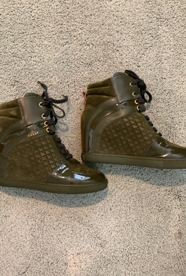 Bally green Boots Image 1