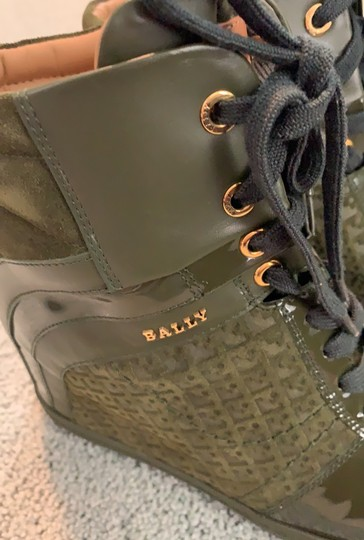 Bally green Boots Image 6