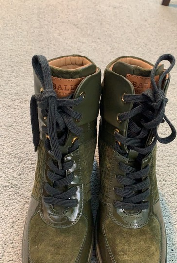 Bally green Boots Image 7