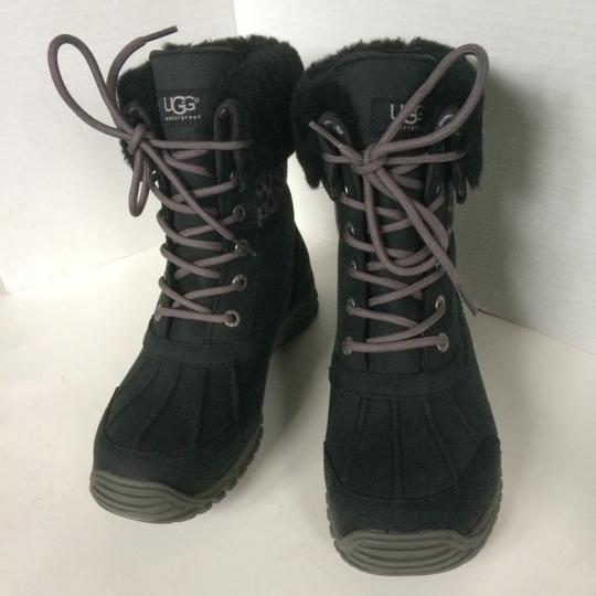 UGG Australia New With Tags Black Boots Image 10