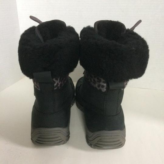 UGG Australia New With Tags Black Boots Image 4